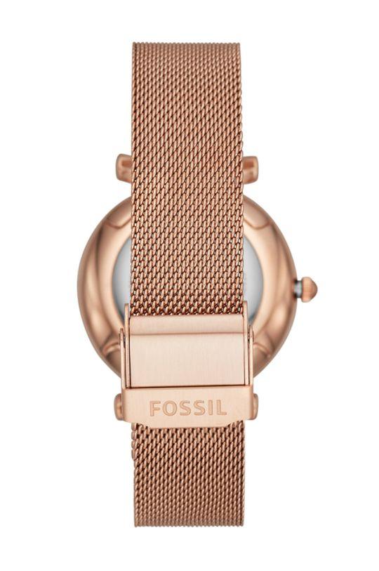 Fossil - Hodinky ES4918 zlatá