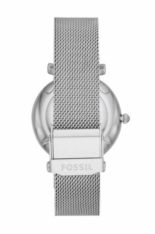 Fossil - Hodinky ES4919 strieborná