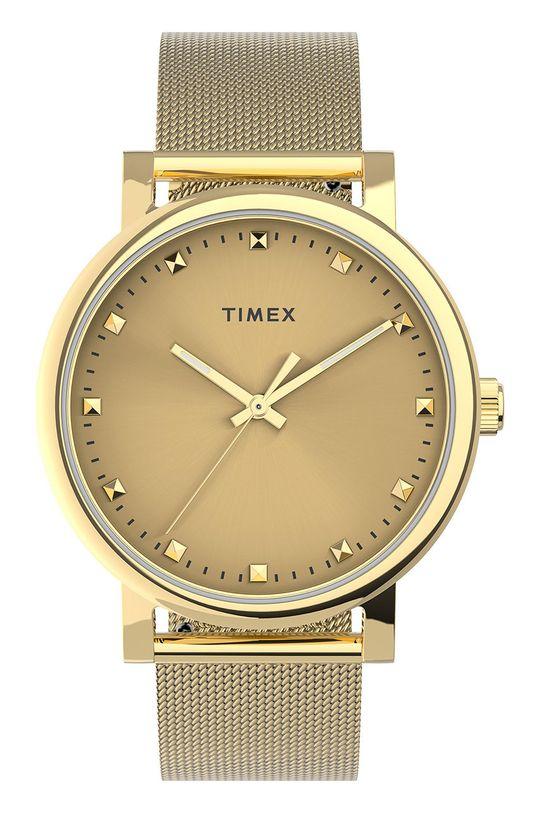 zlatá Timex - Hodinky TW2U05400 Dámský