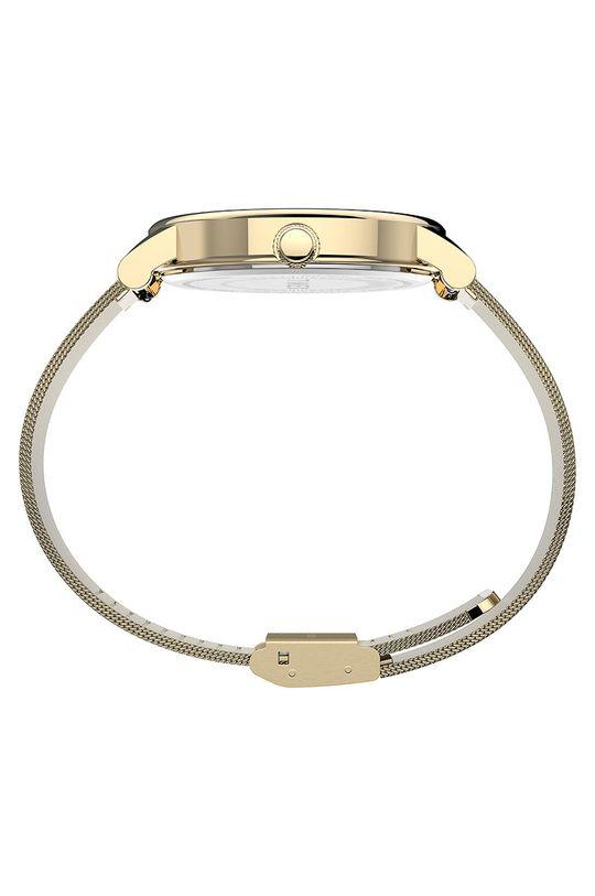 Timex - Hodinky TW2U05400 zlatá