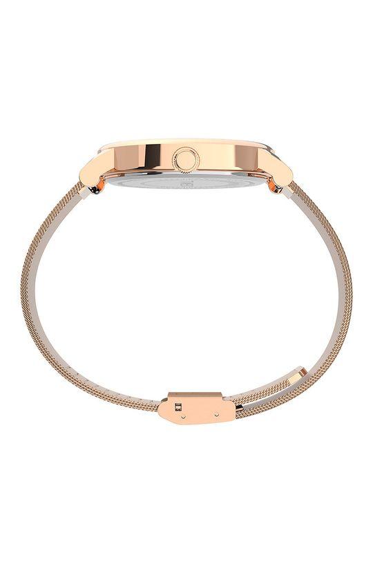 Timex - Zegarek TW2U05500 złoty