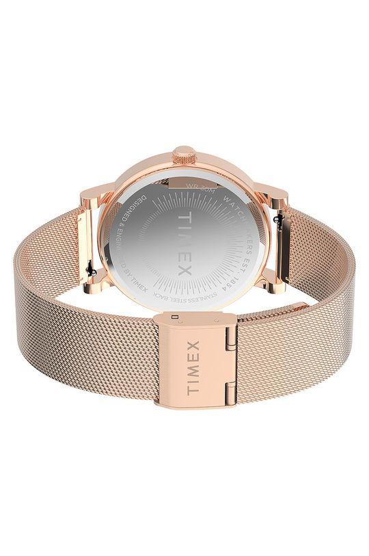 złoty Timex - Zegarek TW2U05500