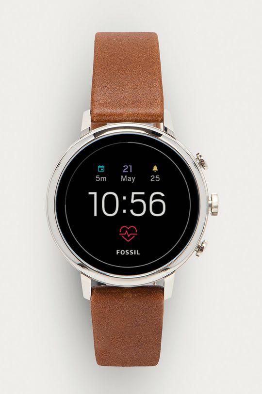 zlatá Fossil - Smartwatch FTW6014 Dámský