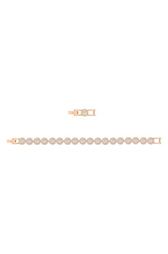 Swarovski - Bransoletka ANGELIC złoty