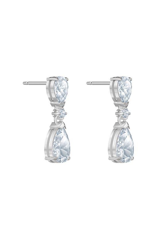 Swarovski - Náušnice ATTRACT  Kov, Svarovského krystal