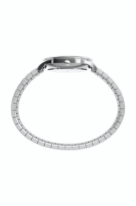 Timex - Zegarek TW2U40300 srebrny
