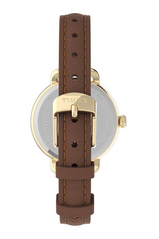 Timex - Zegarek TW2U60000 Stal, Szkło mineralne