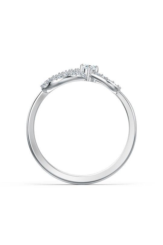 Swarovski - Prstýnek SWA INFINITY  Kov, Svarovského krystal