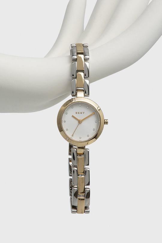 złoty Dkny - Zegarek NY2918 Damski