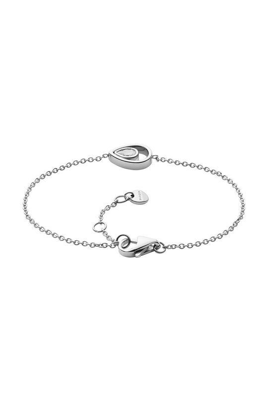 Skagen - Bransoletka srebrny