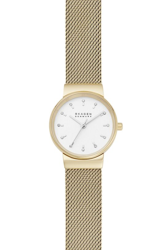 Skagen - Zegarek SKW7202 złoty
