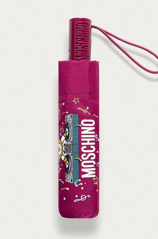 Moschino - Parasol purpurowy