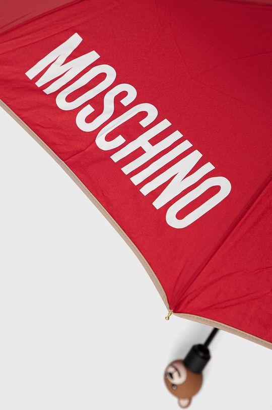 czerwony Moschino - Parasol