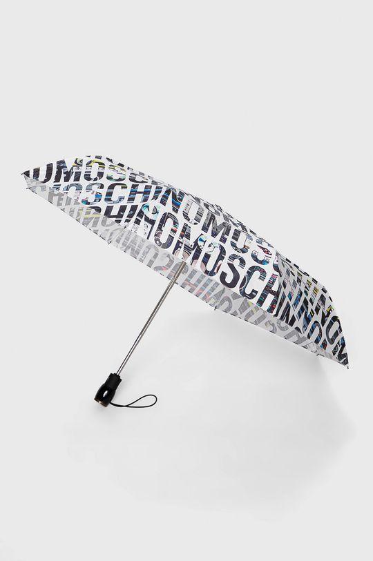 biały Moschino - Parasol Damski