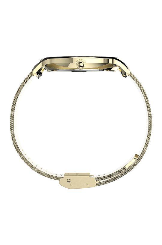 Timex - Zegarek TW2T74100 złoty