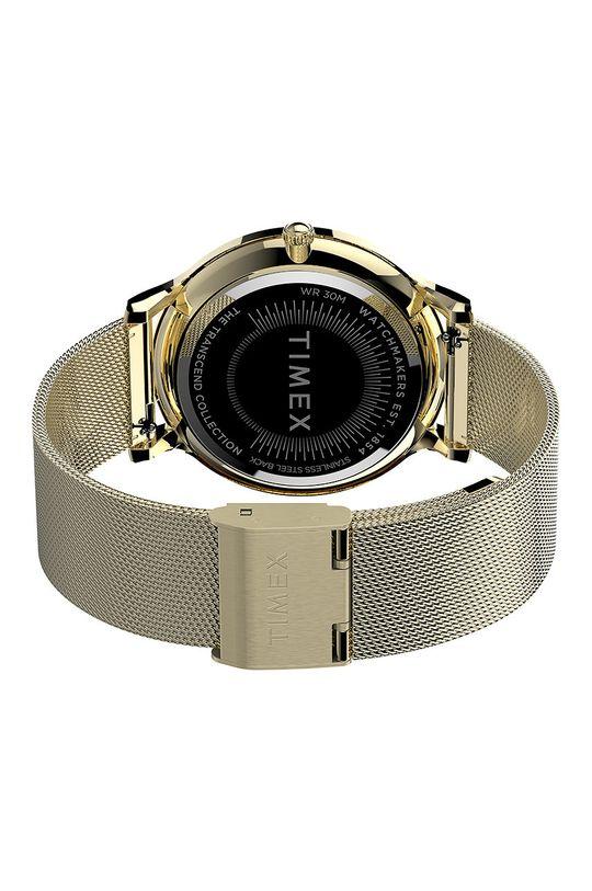 Timex - Zegarek TW2T74100 Stal, Szkło mineralne