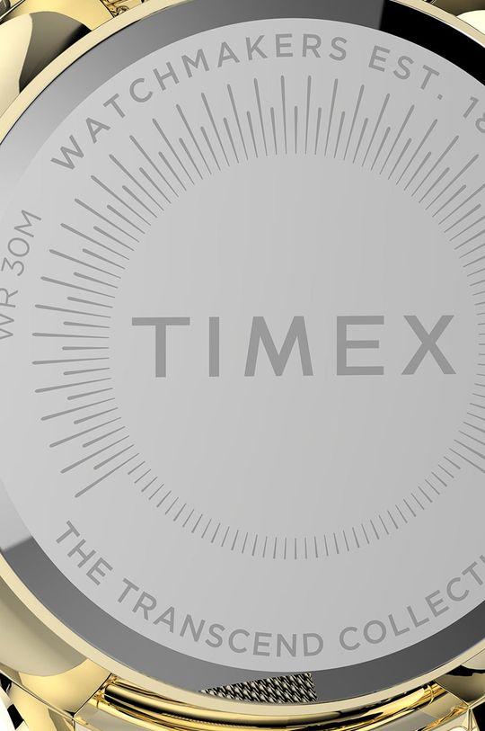 złoty Timex - Zegarek TW2T74100