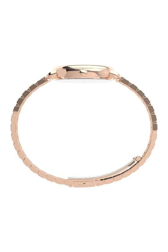 Timex - Zegarek TW2U60700 pastelowy różowy