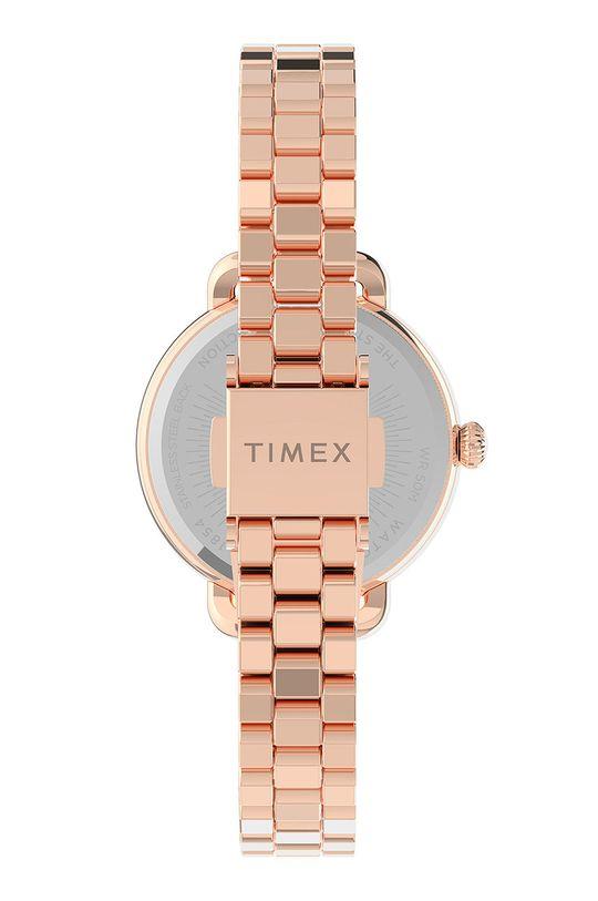 Timex - Zegarek TW2U60700 Stal, Szkło mineralne