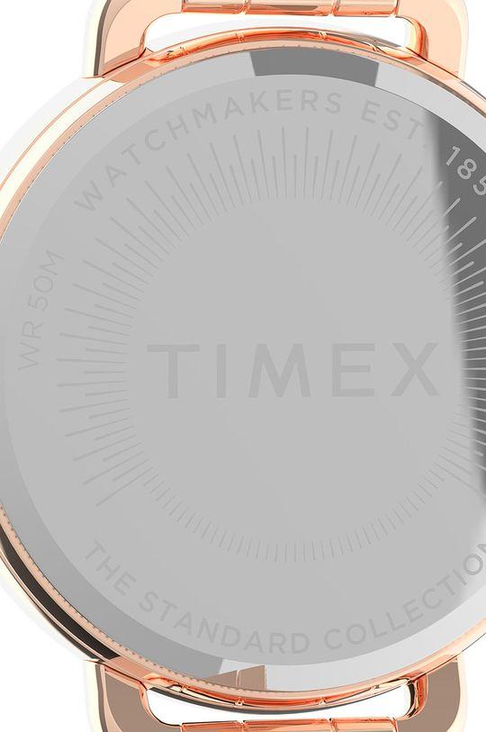 pastelowy różowy Timex - Zegarek TW2U60700
