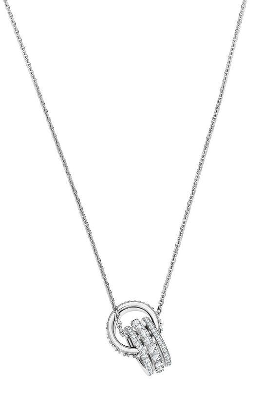 Swarovski - Naszyjnik FURTHER srebrny