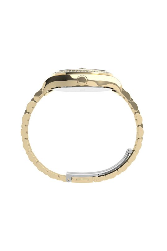 Timex - Zegarek TW2U53800 złoty