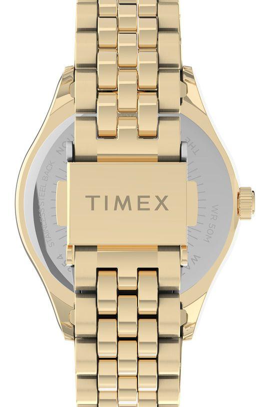 Timex - Zegarek TW2U53800 Stal, Szkło mineralne, Kryształ Swarovskiego