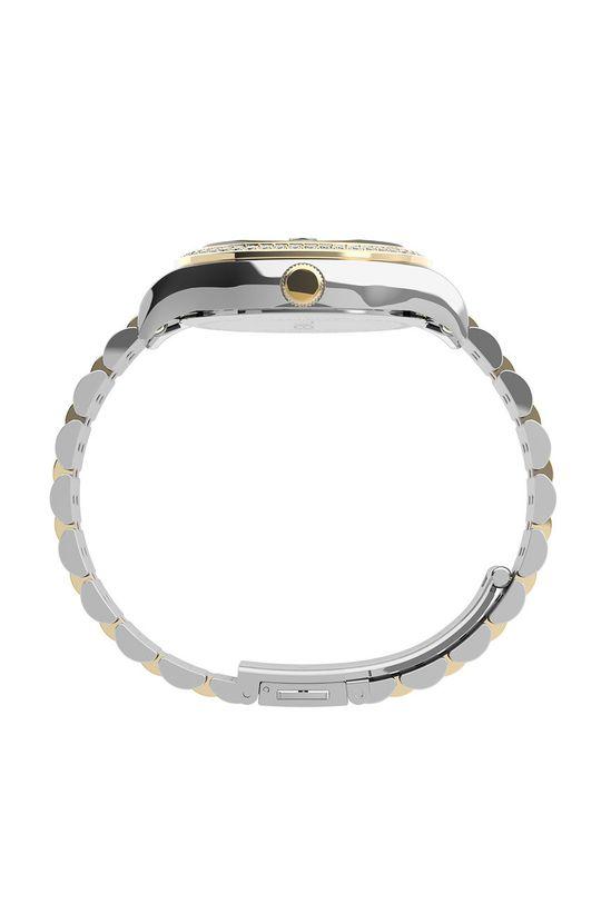 Timex - Zegarek TW2U53900 srebrny