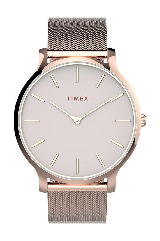 różowy Timex - Zegarek TW2T73900 Damski