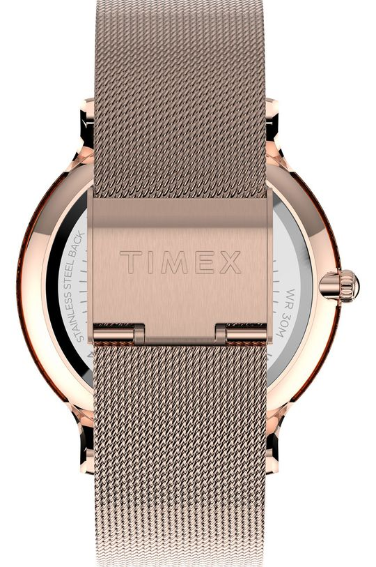 Timex - Zegarek TW2T73900 Metal, Stal nierdzewna, Szkło mineralne