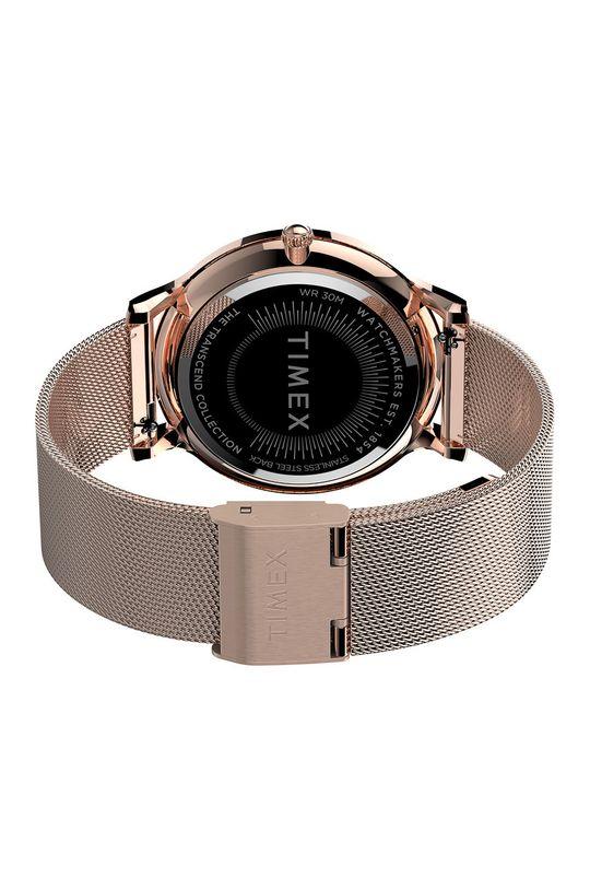 różowy Timex - Zegarek TW2T73900