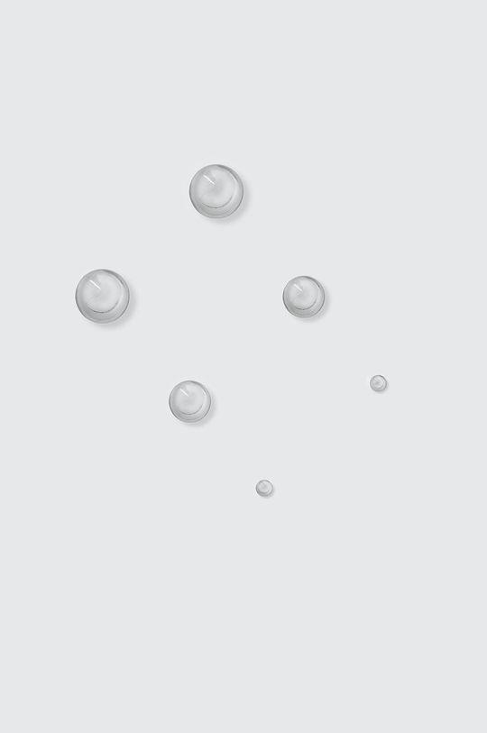 strieborná Lauren Ralph Lauren - Náušnice (3-pak) Dámsky