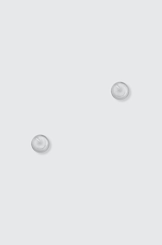 Lauren Ralph Lauren - Náušnice (3-pak) strieborná