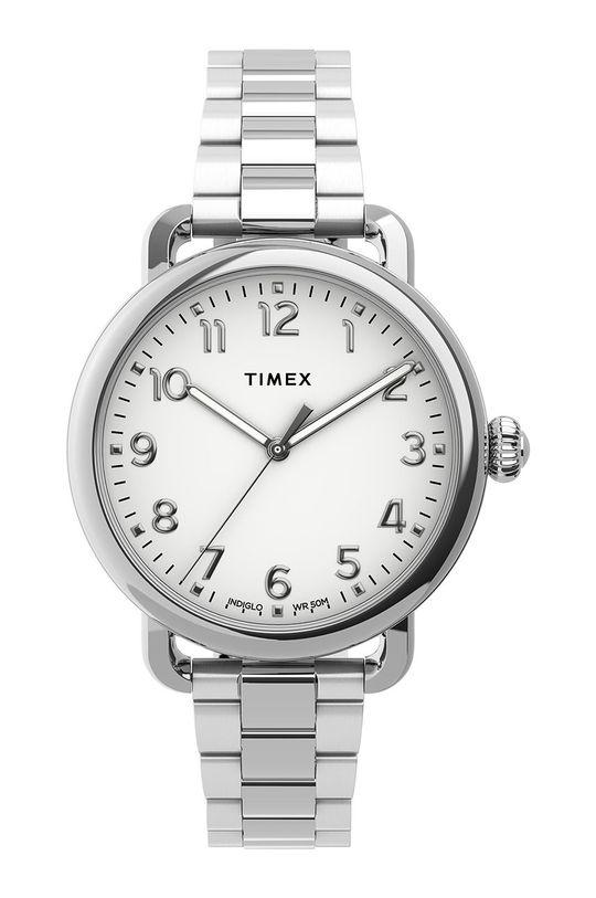 stříbrná Timex - Hodinky TW2U13700 Dámský