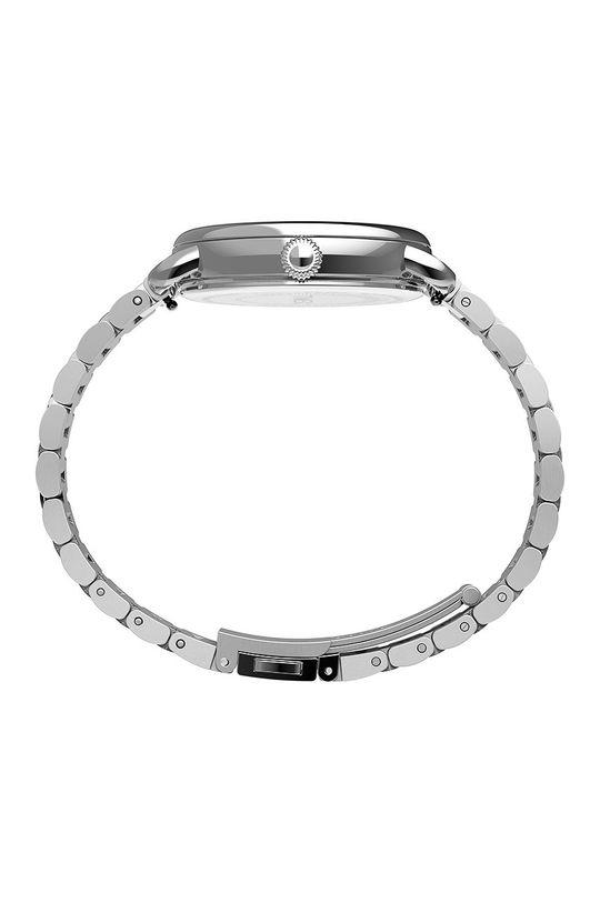 Timex - Hodinky TW2U13700 stříbrná