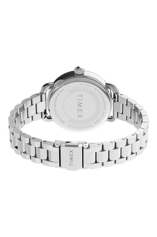 stříbrná Timex - Hodinky TW2U13700