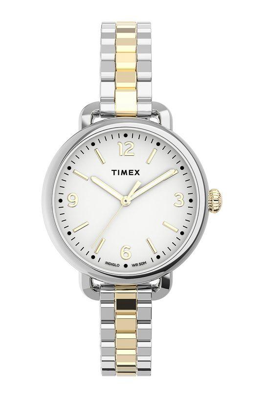 bílá Timex - Hodinky TW2U60200 Dámský