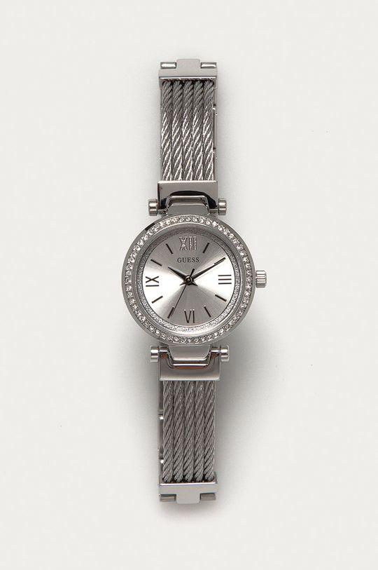 stříbrná Guess - Hodinky W1009L1 Dámský