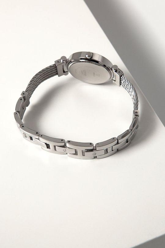 Guess - Hodinky W1009L1 stříbrná
