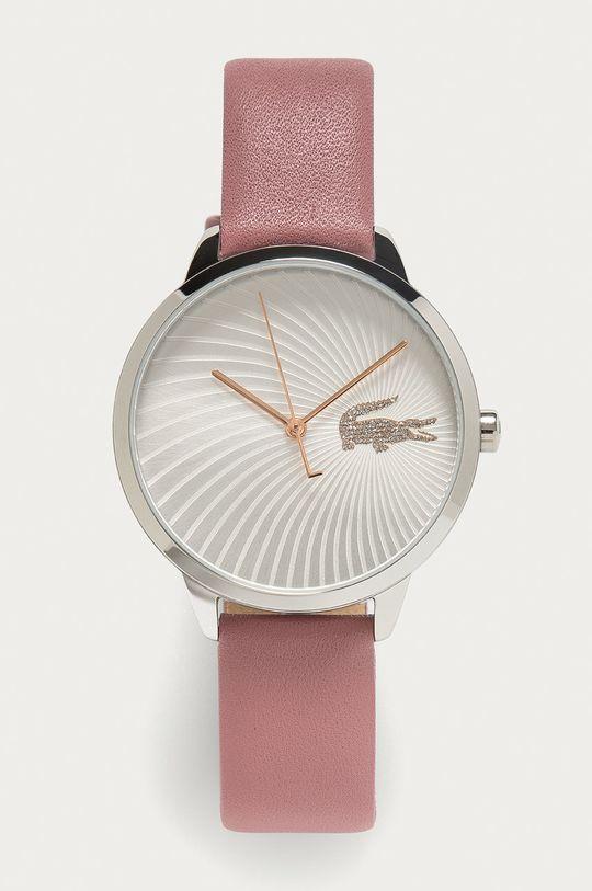różowy Lacoste - Zegarek Damski