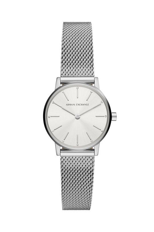 argintiu Armani Exchange - Ceas AX5565 De femei