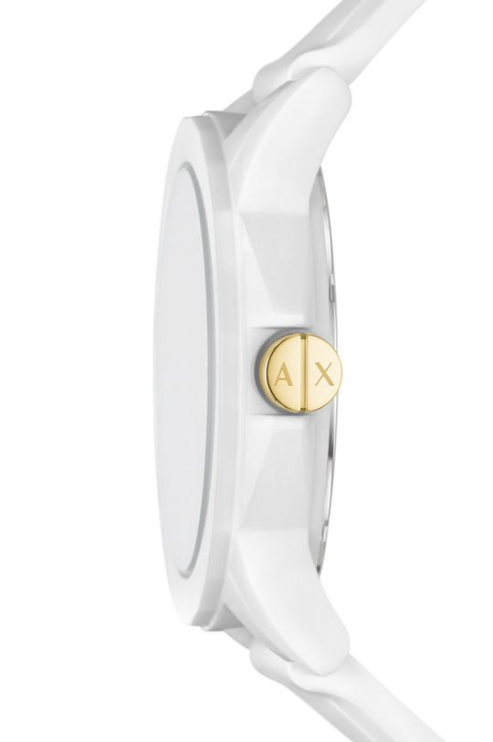 Armani Exchange - Hodinky AX7126 bílá