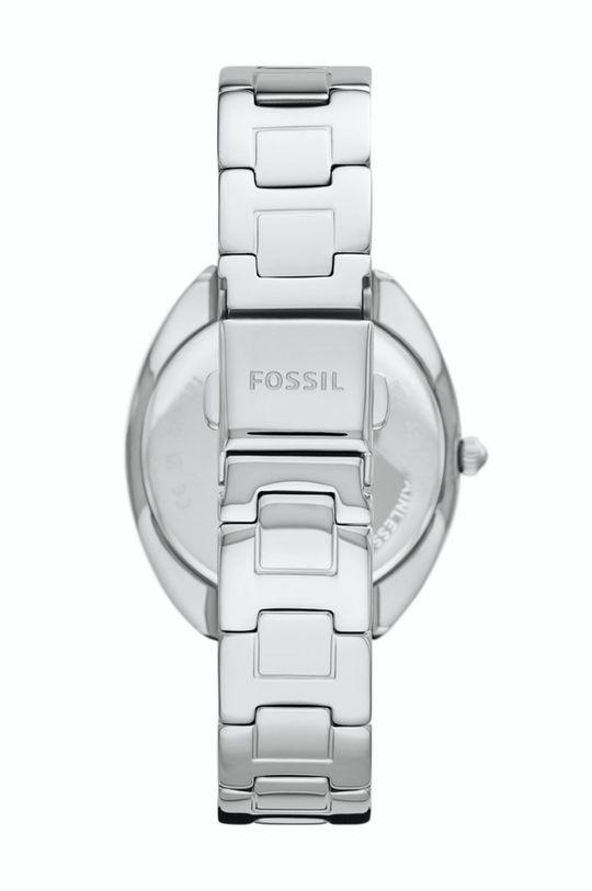 Fossil - Zegarek ES5069 Stal, Szkło mineralne