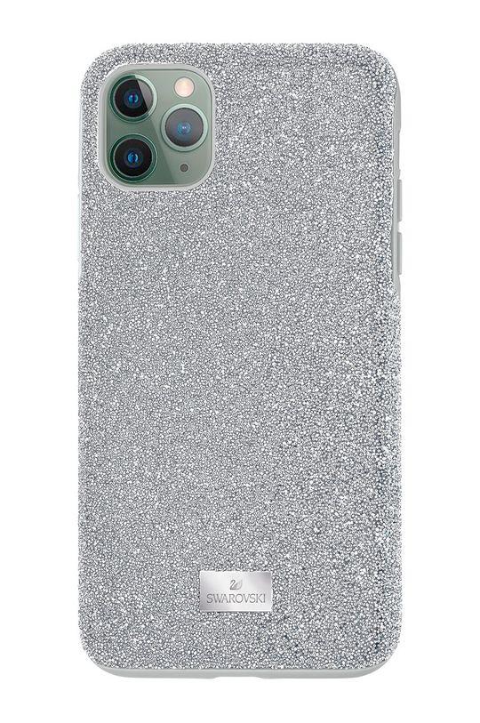 Swarovski - Etui na telefon HIGH IP11 srebrny