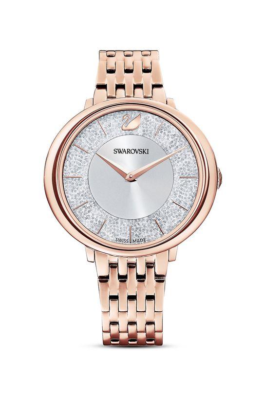 złoty Swarovski - Zegarek 5544590 Damski