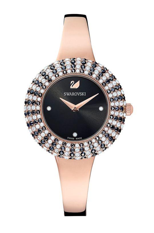 złoty Swarovski - Zegarek 5484050 Damski
