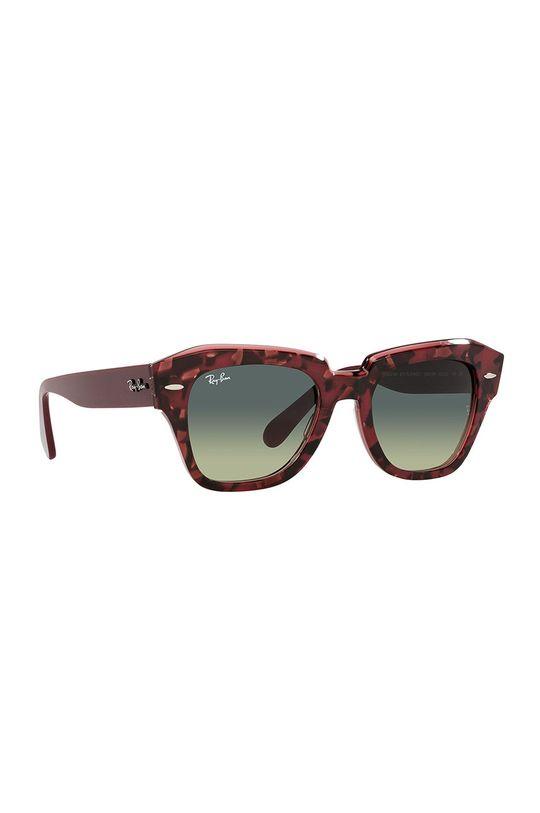 Ray-Ban - Okulary przeciwsłoneczne State Street Materiał syntetyczny