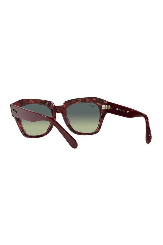 kasztanowy Ray-Ban - Okulary przeciwsłoneczne State Street