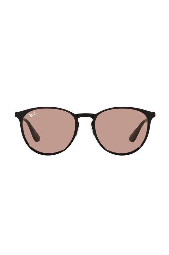 Ray-Ban - Sluneční brýle Erika Metal černá