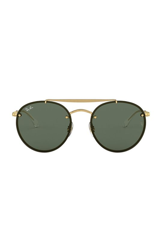 Ray-Ban - Brýle BLAZE ROUND černá